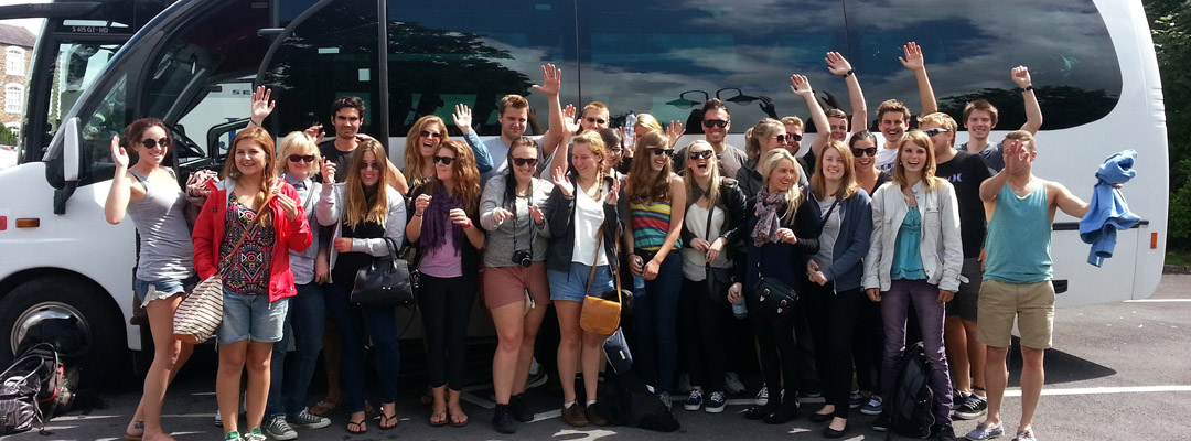 College Bus Hire - Flynn's Coaches