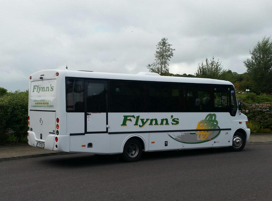 29 Seater Midi-Coach Standard - Flynn's Coaches
