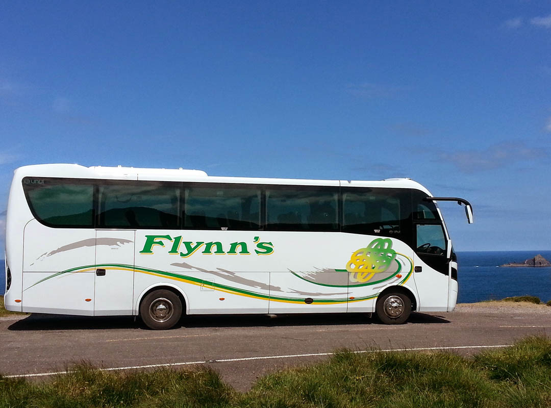 37 Seater Coach - Flynn's Coaches