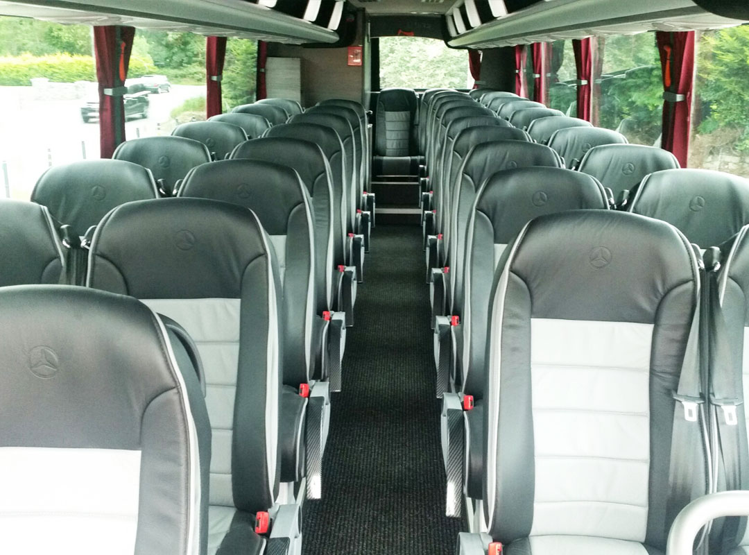 37 Seater Bus with Toilet - Flynn's Coaches