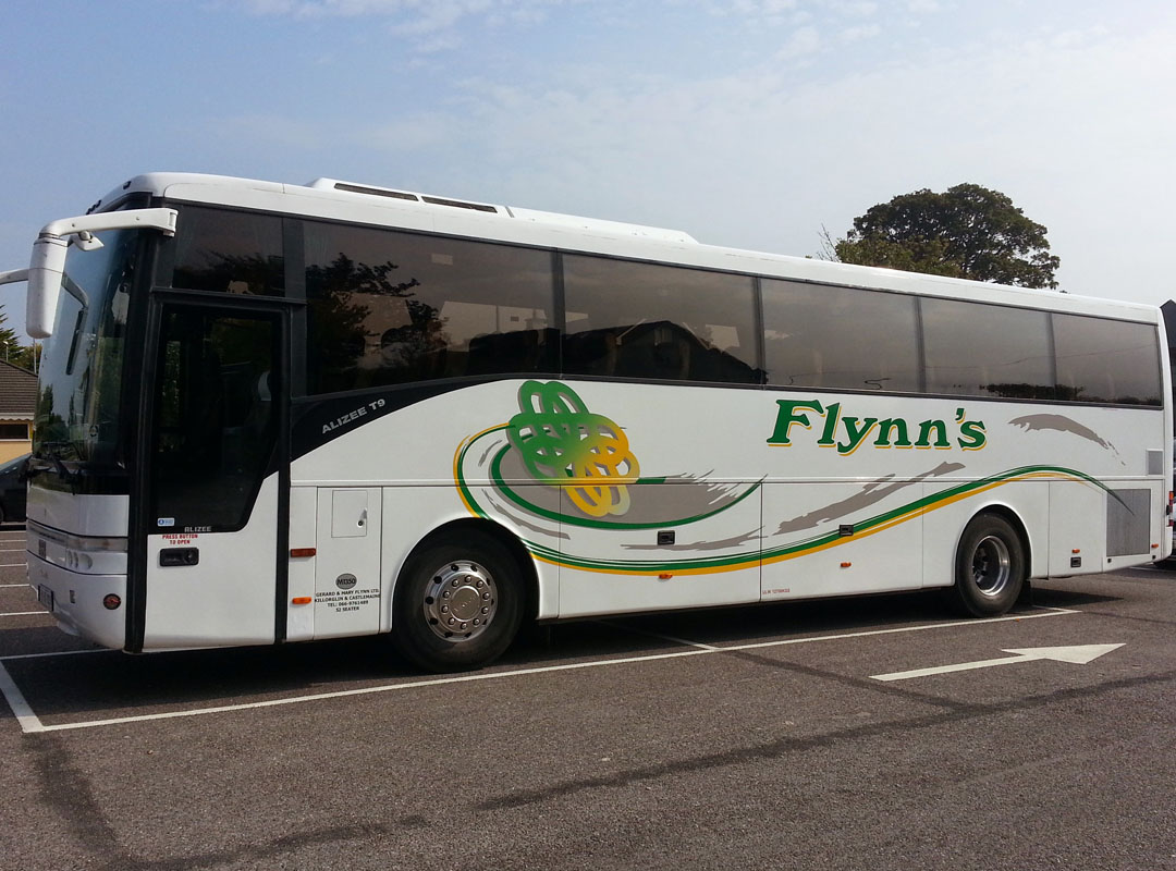 53 Seater Coach - Flynn's Coaches