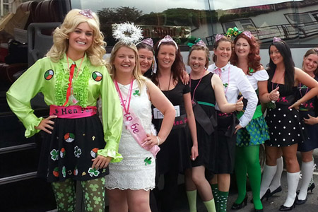 Hen & Stag Parties - Flynn's Coaches