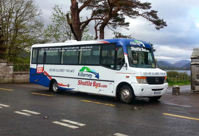 Killarney Shuttle Bus - Flynn's Coaches