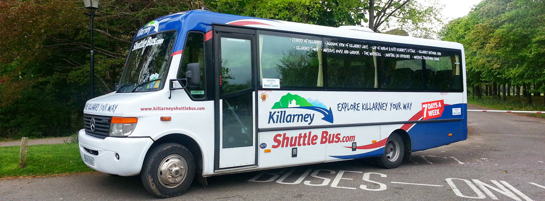 Killarney Shuttle Route - Flynn's Coaches