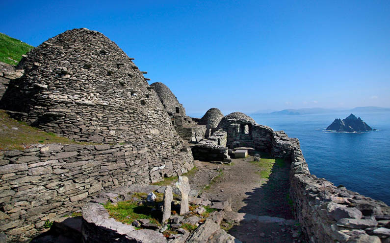 Skellig Micheal island, the Incredible Star Wars Location off the Kerry Coast
