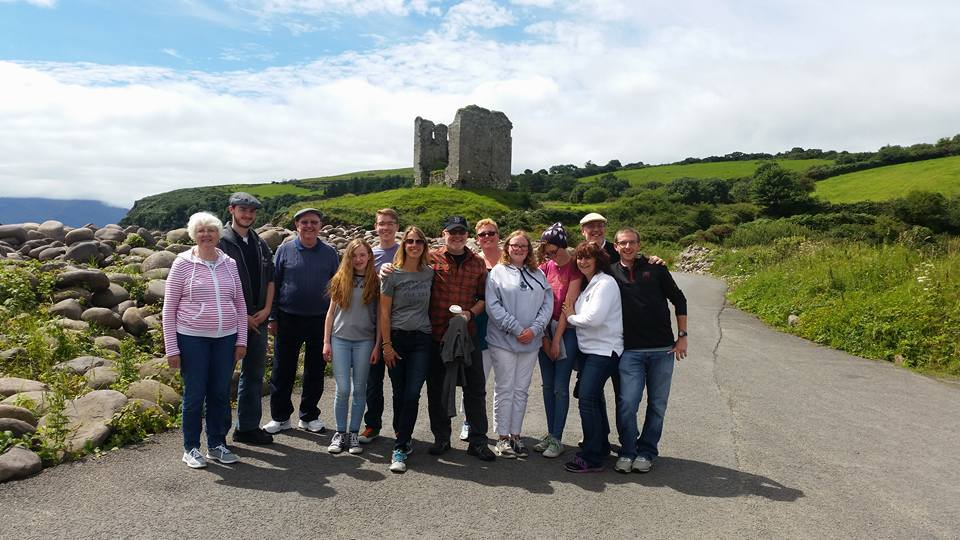 Family Vacation to Ireland