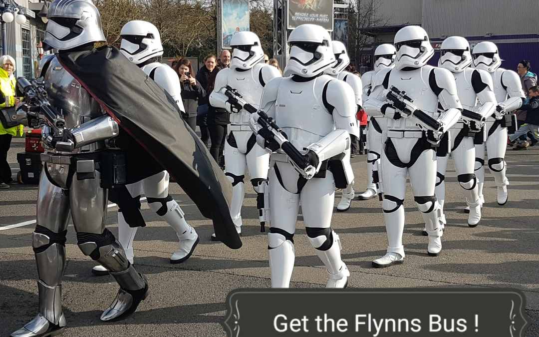 Ireland Tours set for Star Wars Superstardom