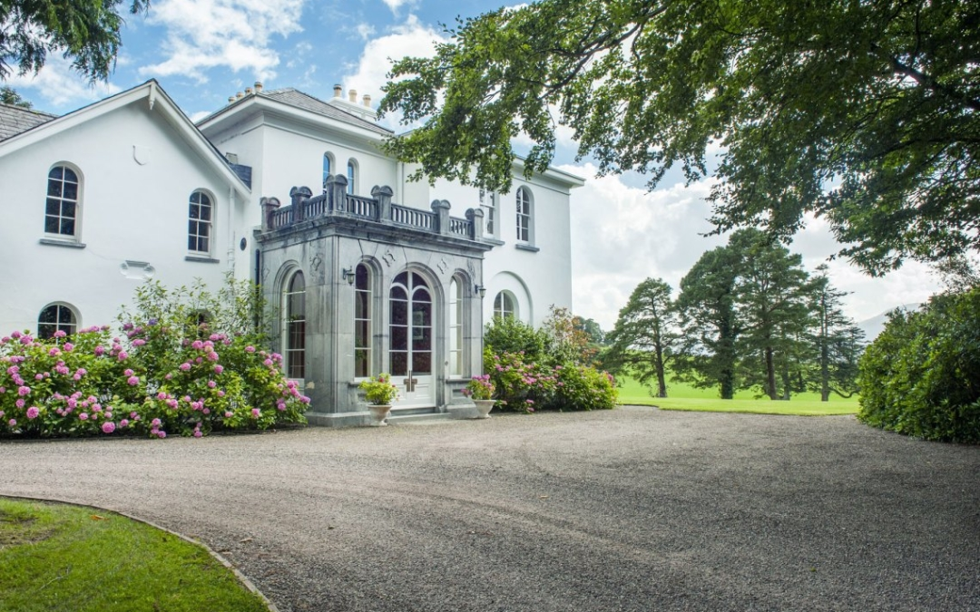 Luxury Manor Houses and Guest Houses to rent in Killarney